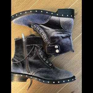 Vince Camuto Talorini started lace up combat boots